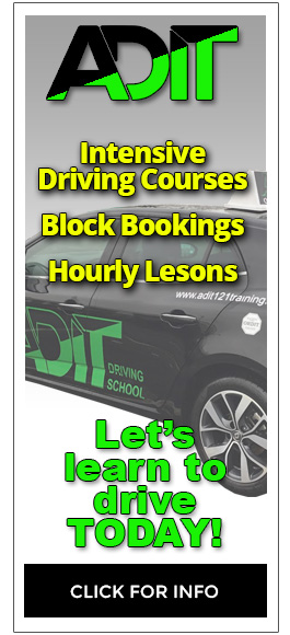 ADIT Driving School - New Pupil Driving Lessons Deal