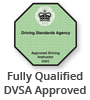 Fully Qualified, DVSA Approved Driving Instructor